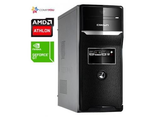 Системный блок CompYou Home PC H557 (CY.405884.H557), вид 1