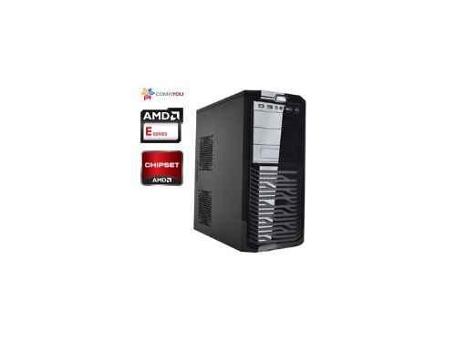 Системный блок CompYou Office PC W170 (CY.363493.W170), вид 1