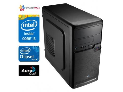 Системный блок CompYou Office PC W170 (CY.J4B26EA.W170), вид 1