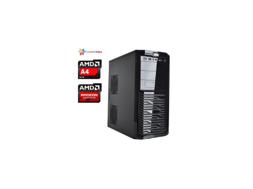 Системный блок CompYou Home PC H555 (CY.357422.H555), вид 1