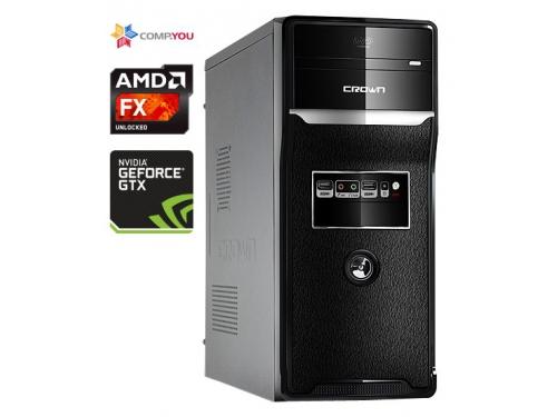 Системный блок CompYou Home PC H557 (CY.345987.H557), вид 1