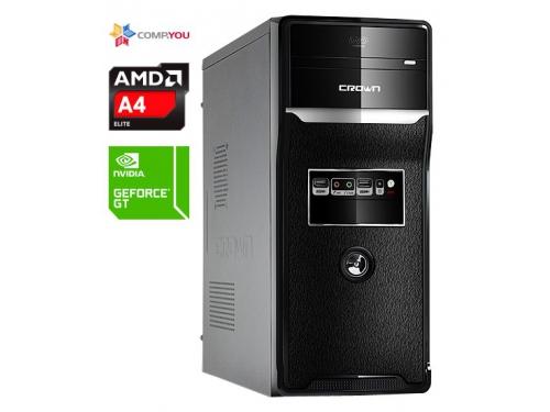 Системный блок CompYou Home PC H557 (CY.340384.H557), вид 1