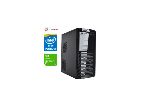 Системный блок CompYou Office PC W170 (CY.338937.W170), вид 1