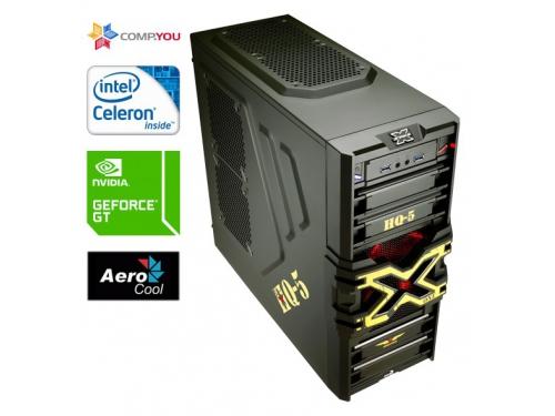 Системный блок CompYou Multimedia PC M677 (CY.336742.M677), вид 1