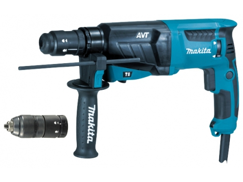 Перфоратор Makita HR2631FT (SDS-Plus), вид 1