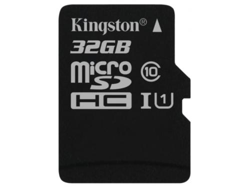 Карта памяти Kingston SDC10G2/32GBSP (32 Gb, UHS-I U1, Class10), вид 2