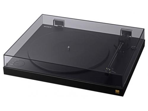 Проигрыватель винила Sony PS-HX500, черный, вид 1