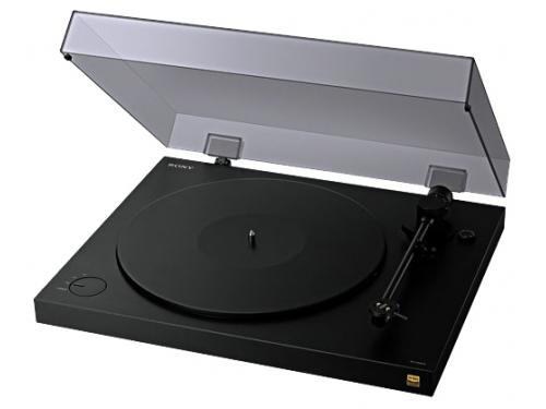 Проигрыватель винила Sony PS-HX500, черный, вид 2