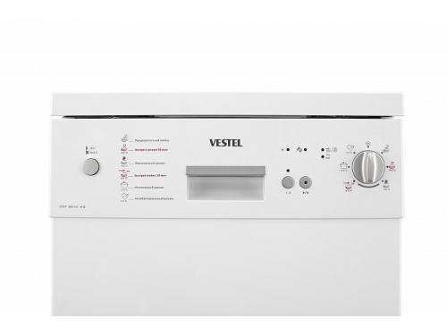Посудомоечная машина Vestel CDF 8646 WS, вид 3