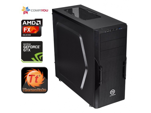 Системный блок CompYou Home PC H557 (CY.460343.H557), вид 1