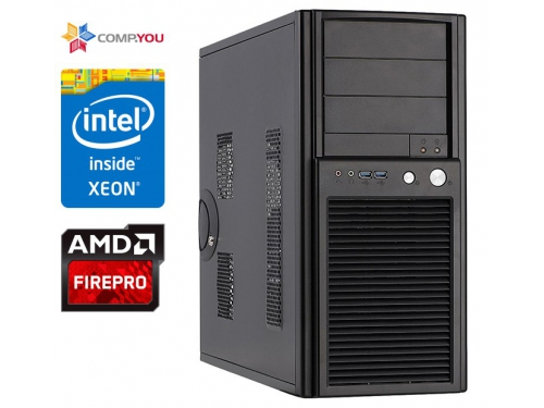 Системный блок CompYou Pro PC P272 (CY.532021.P272), вид 1