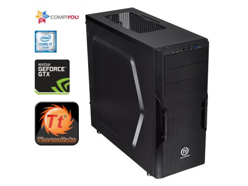 Системный блок CompYou Game PC G777 (CY.518837.G777), вид 1