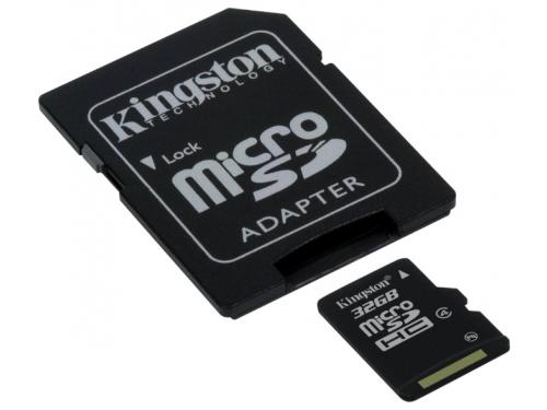 Карта памяти Kingston SDC4/32GB, вид 1