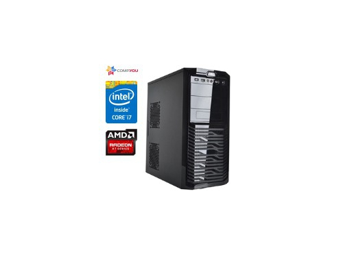 Системный блок CompYou Home PC H575 (CY.356521.H575), вид 1