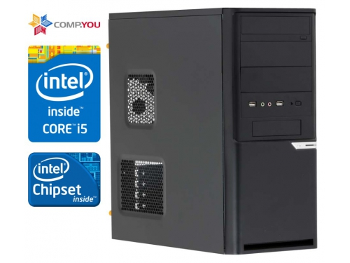 Системный блок CompYou Office PC W170 (CY.338855.W170), вид 1