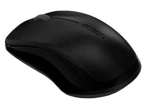 Мышка Rapoo 1620 черная, вид 4