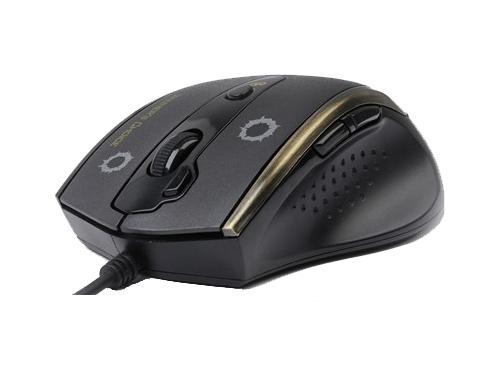 Мышка A4Tech F3 Black USB, вид 2