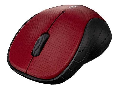 Мышка Rapoo 3000p Red USB, вид 4