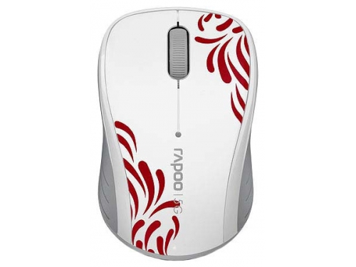 ����� Rapoo 3100p White USB, ��� 2