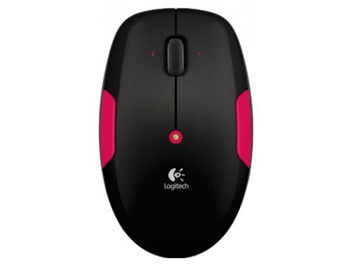 Мышка Logitech Wireless Mouse M345 Fire Red USB, вид 1