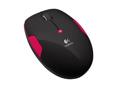 Мышка Logitech Wireless Mouse M345 Fire Red USB, вид 5