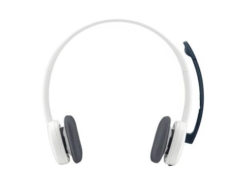 Гарнитура для пк Logitech Stereo Headset H150, белая, вид 1