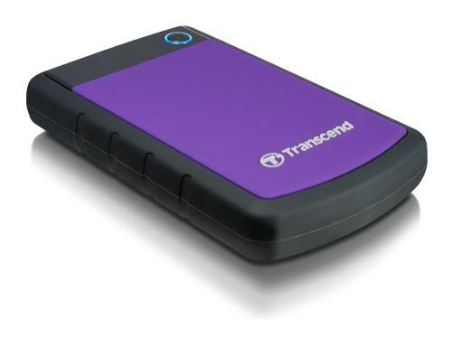 Жесткий диск Transcend TS1TSJ25H3P 1Tb  USB 3.0, вид 1