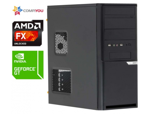 Системный блок CompYou Home PC H557 (CY.564071.H557), вид 1
