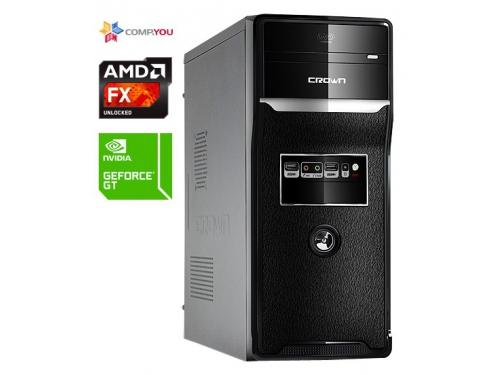 Системный блок CompYou Home PC H557 (CY.339163.H557), вид 1