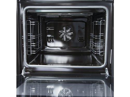Духовой шкаф Bosch HBN331E1S, серебристый, вид 3