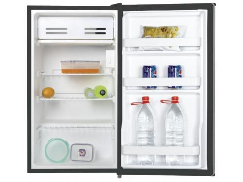 Холодильник Shivaki SHRF-106 CHS, серебристый, вид 1
