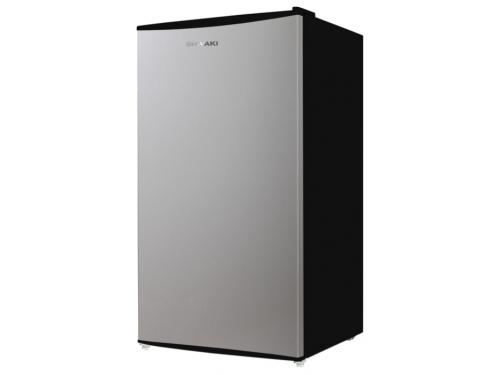 Холодильник Shivaki SHRF-106 CHS, серебристый, вид 2