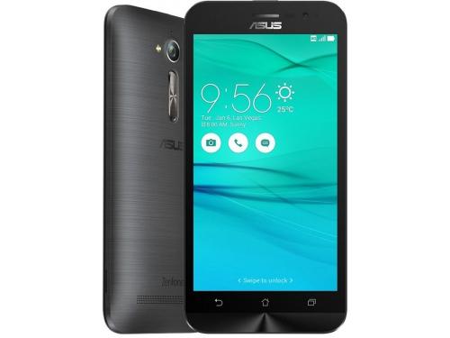 Смартфон Asus ZB450KL-6J022RU, серебристый, вид 1