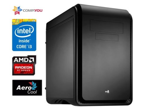 Системный блок CompYou Office PC W170 (CY.523636.W170), вид 1