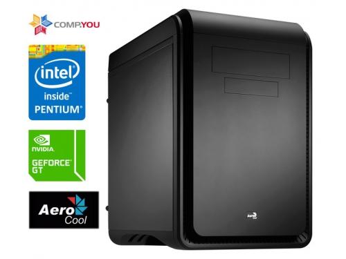Системный блок CompYou Office PC W155 (CY.518883.W155), вид 1