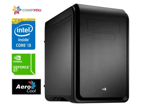 Системный блок CompYou Office PC W177 (CY.357340.W177), вид 1
