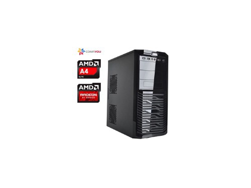 Системный блок CompYou Home PC H555 (CY.341509.H555), вид 1