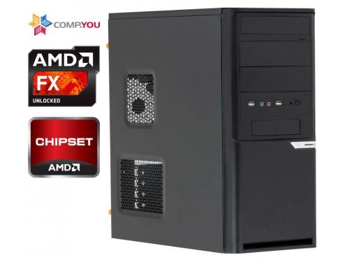 Системный блок CompYou Office PC W150 (CY.340105.W150), вид 1