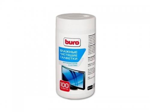 Чистящая принадлежность для ноутбука Влажные салфетки Buro BU-Tscrl, вид 1