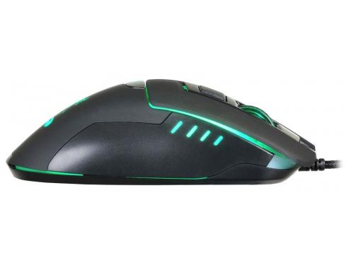 Мышь Oklick 865G, черная, вид 6