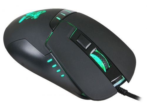 Мышь Oklick 865G, черная, вид 4