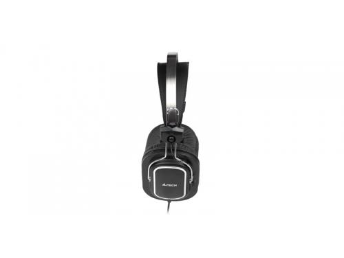 Гарнитура для ПК A4Tech HS-200, черная, вид 2