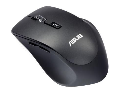 Мышь Asus WT425 USB, черная, вид 1