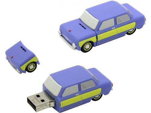 Usb-флешка Iconik RB-ZAZ-16GB (Запорожец), вид 1