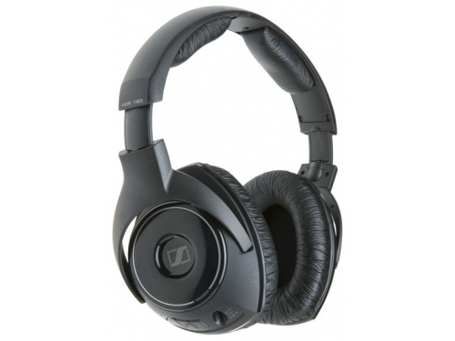 Наушники Sennheiser HDR 160 (для Sennheiser Digital Wireless System RS160), черные, вид 2