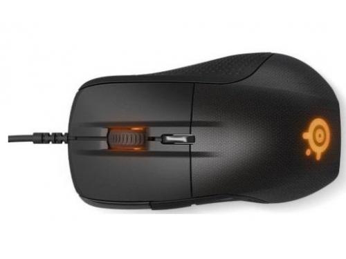 Мышка Steelseries Rival 700 черная, вид 2