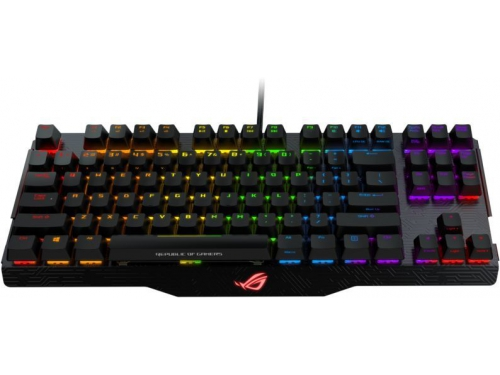 Клавиатура ASUS ROG Claymore Core (USB), черная, вид 2