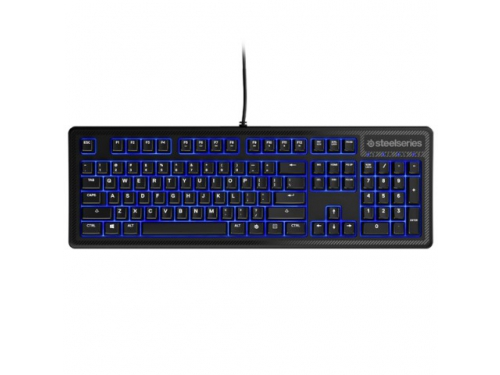 Клавиатура Steelseries APEX 100 USB Multimedia Gamer LED, черная, вид 1