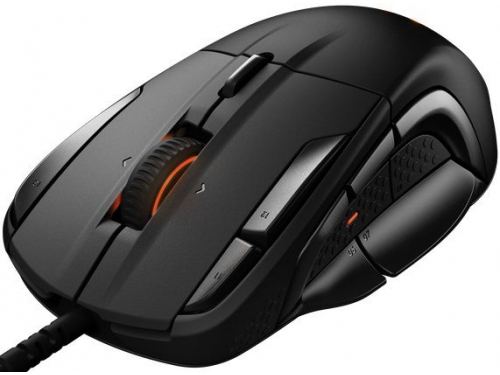 Мышка Steelseries Rival 500 черная, вид 1