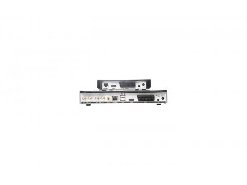 Комплект спутникового телевидения Триколор GS E501 + GS C5911 Европа (на 2 ТВ), черный, вид 3